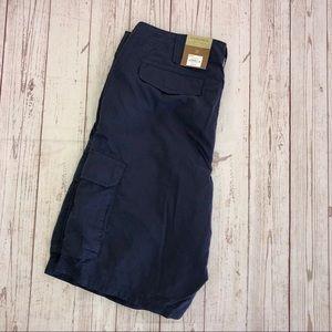 Sonoma blue cargo shorts size 38